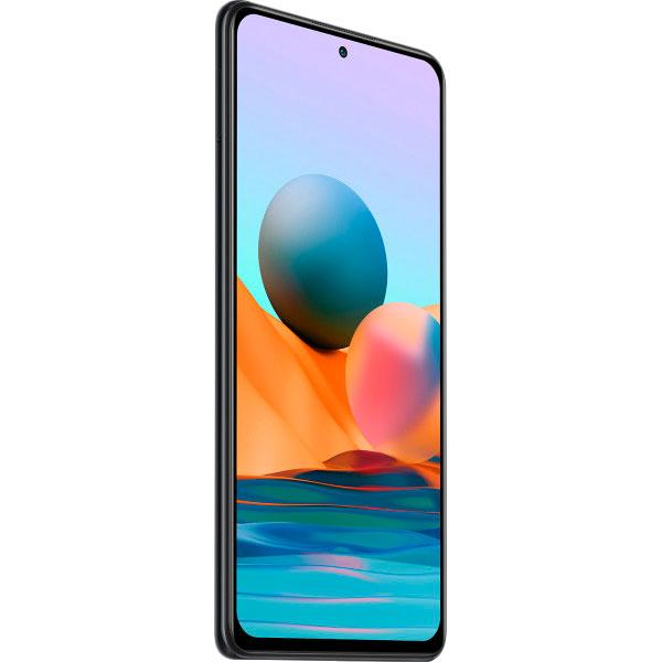 Смартфон XIAOMI Redmi Note 10 Pro 6/128 Onyx gray (M2101K6G) Диагональ дисплея 6.67