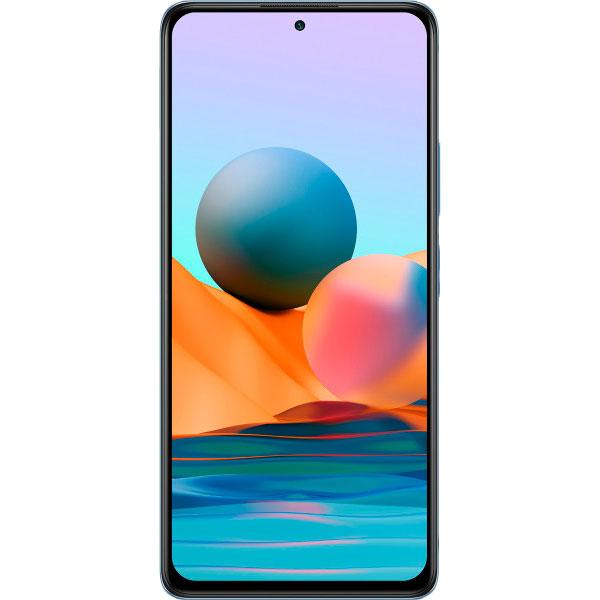 Смартфон XIAOMI Redmi Note 10 Pro 6/128 Glacier blue (M2101K6G) Встроенная память, Гб 128