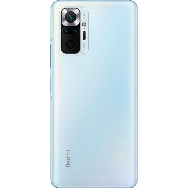 Смартфон XIAOMI Redmi Note 10 Pro 6/128 Glacier blue (M2101K6G) Оперативная память 6144