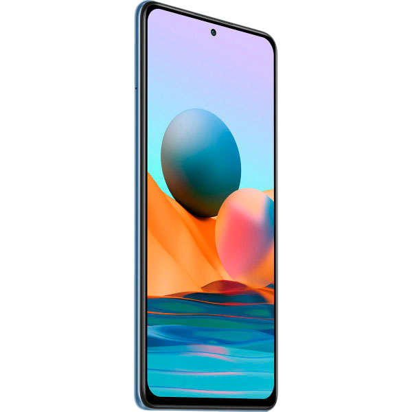 Смартфон XIAOMI Redmi Note 10 Pro 6/128 Glacier blue (M2101K6G) Диагональ дисплея 6.67