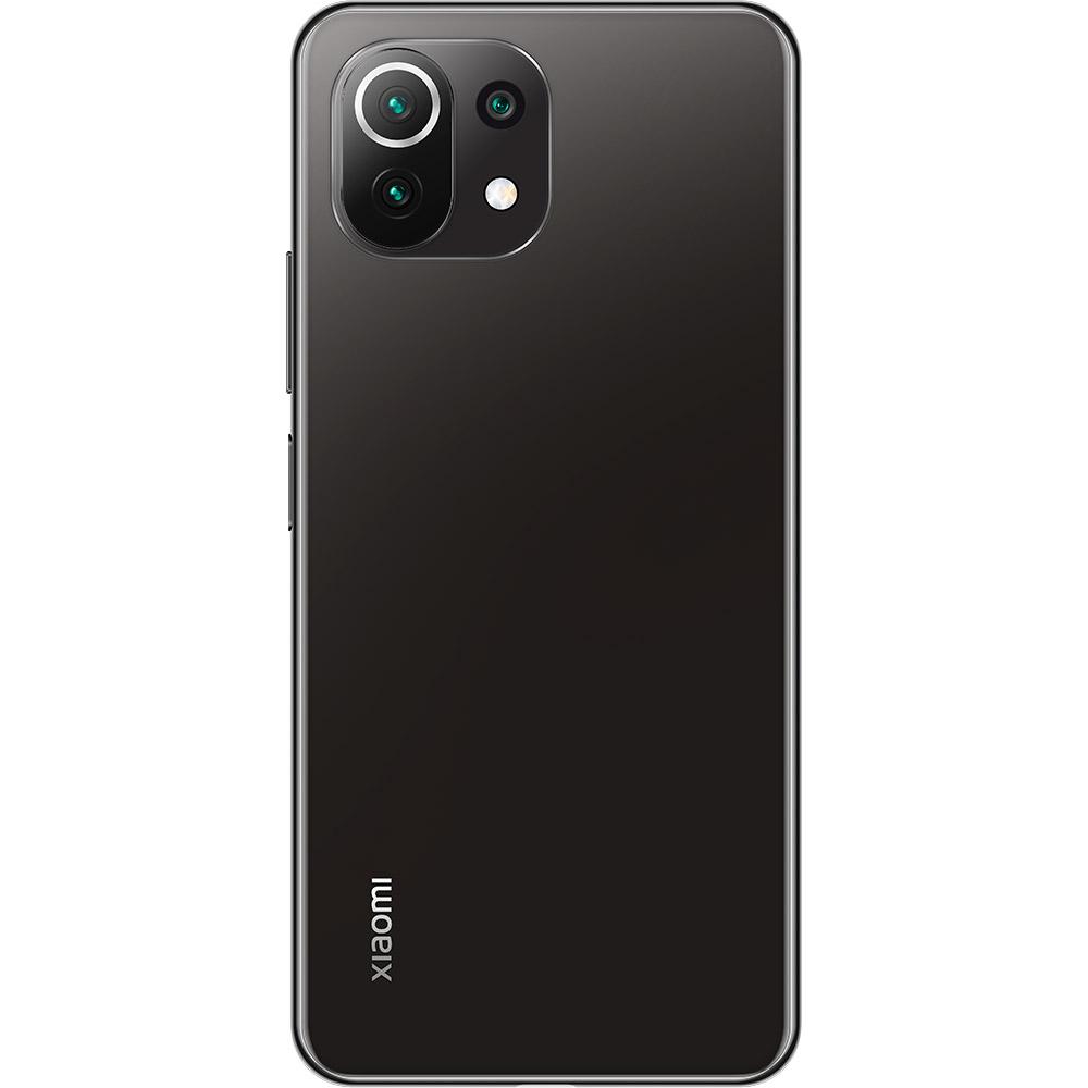 Смартфон XIAOMI Mi 11 Lite 6/64 Gb Dual Sim Boba Black Оперативна пам'ять 6144