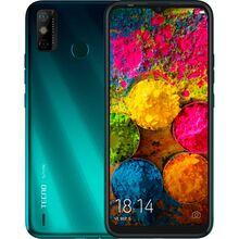 Смартфон TECNO Spark 6 Go 3/64GB (KE5j) DS Ice Jadeite (4895180762925)