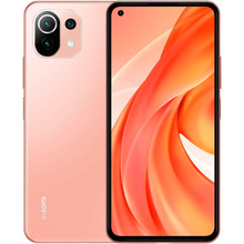 Смартфон XIAOMI Mi 11 Lite 6/64 Gb Dual Sim Peach Pink