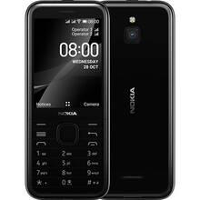 Мобильный телефон NOKIA 8000 DS 4G Black (16LIOB01A18)