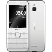 Мобильный телефон NOKIA 8000 DS 4G White (16LIOW01A09)