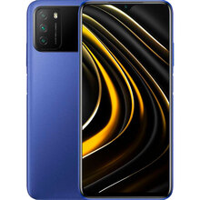 Смартфон XIAOMI POCO M3 4/128GB Dual Sim Cool Blue