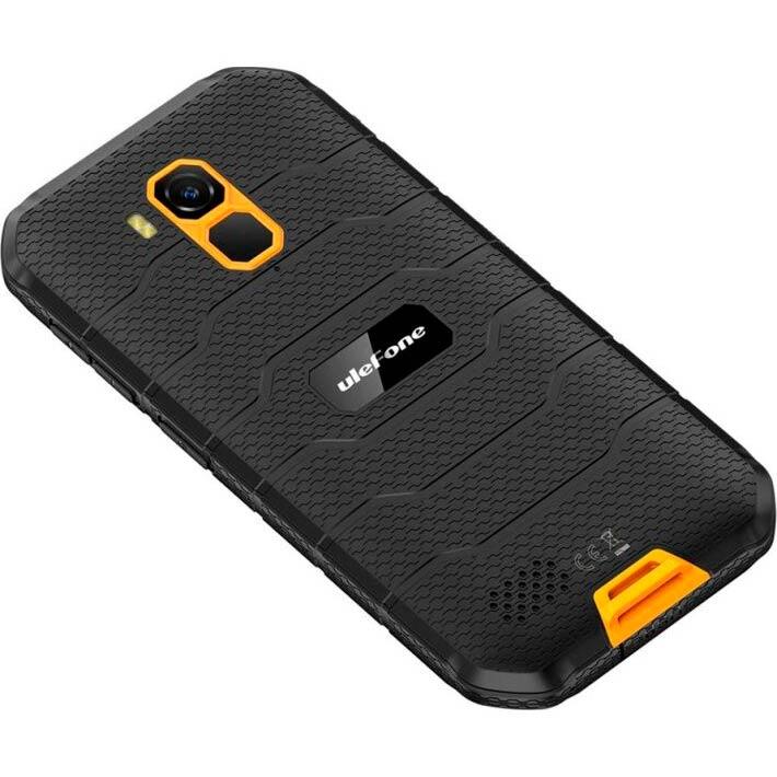 Смартфон ULEFONE Armor X7 2/16GB Orange Оперативная память 2048