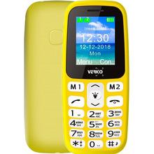 Мобільний телефон VERICO Classic A183 Yellow