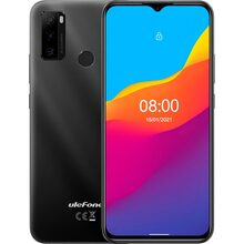 Смартфон ULEFONE Note 10 2/32GB Dual Sim Black