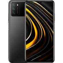 Смартфон XIAOMI POCO M3 4/128GB Dual Sim Power Black