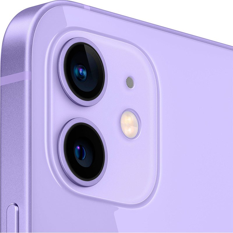 Смартфон APPLE iPhone 12 Mini 64GB Purple Диагональ дисплея 5.4