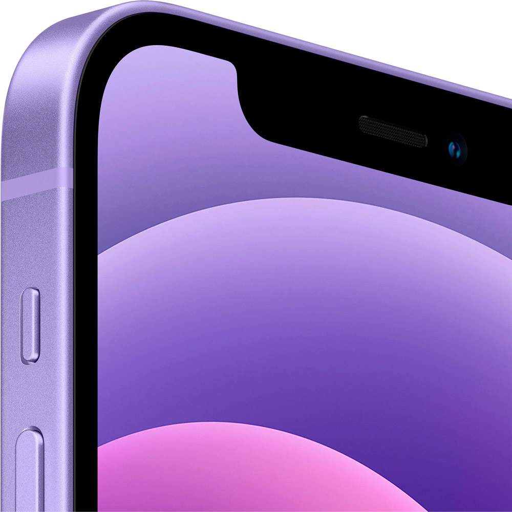 Смартфон APPLE iPhone 12 256GB Purple Диагональ дисплея 6.1