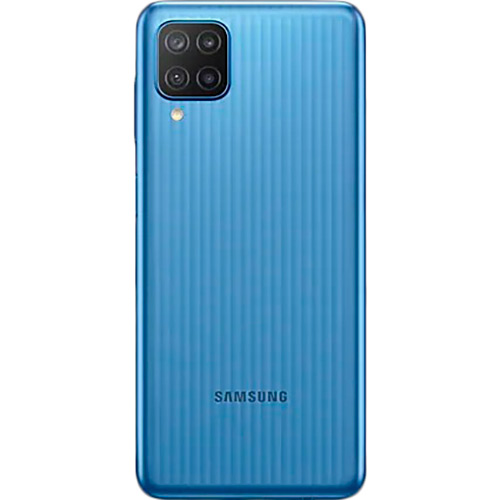 Смартфон SAMSUNG Galaxy M12 4/64GB Dual Sim LBV Light Blue (SM-M127FLBVSEK) Встроенная память, Гб 64