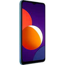 Смартфон SAMSUNG Galaxy M12 4/64GB Dual Sim LBV Light Blue (SM-M127FLBVSEK)