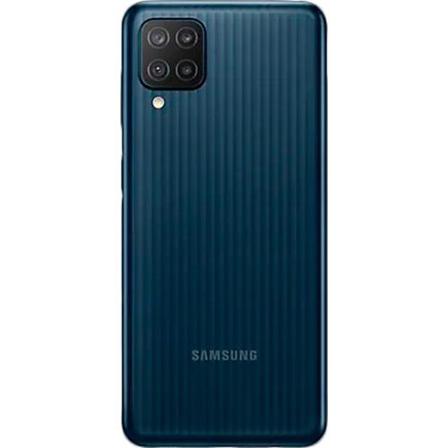 Смартфон SAMSUNG Galaxy M12 4/64GB Dual Sim ZKV Black (SM-M127FZKVSEK) Встроенная память, Гб 64