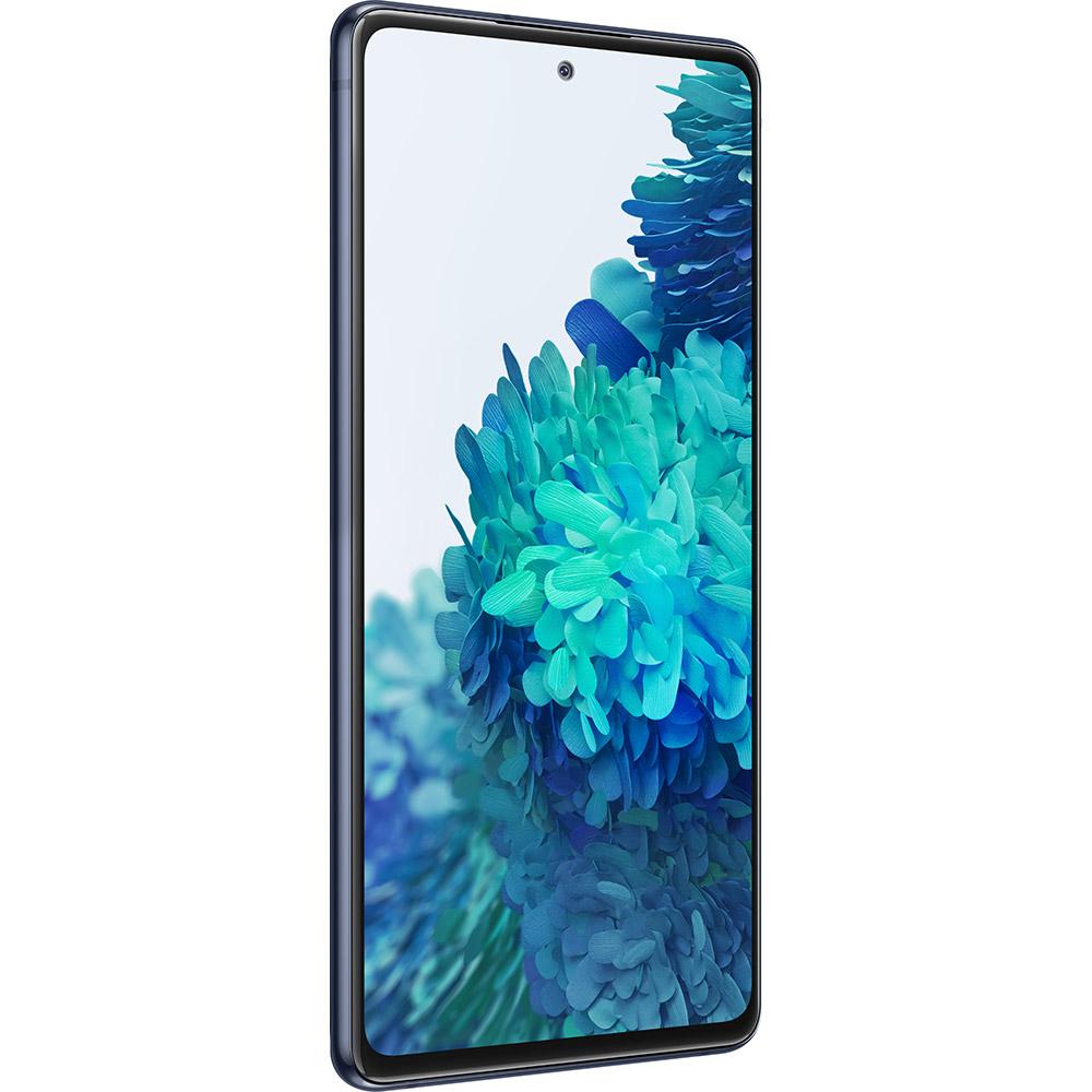 Смартфон SAMSUNG Galaxy S20 FE 6/128GB Dual Sim ZBD Cloud Navy (SM-G780GZBDSEK) Диагональ дисплея 6.5