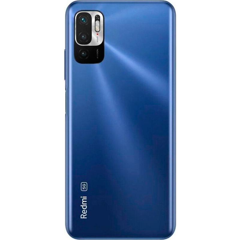Смартфон XIAOMI Redmi Note 10 5G 4/64Gb Nighttime Blue Оперативная память 4096