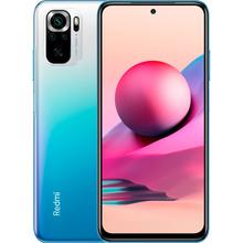 Смартфон XIAOMI Redmi Note 10S 6/64Gb Dual Sim Ocean Blue