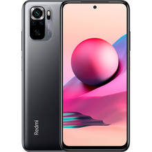 Смартфон XIAOMI Redmi Note 10S 6/64Gb Dual Sim Onyx Gray