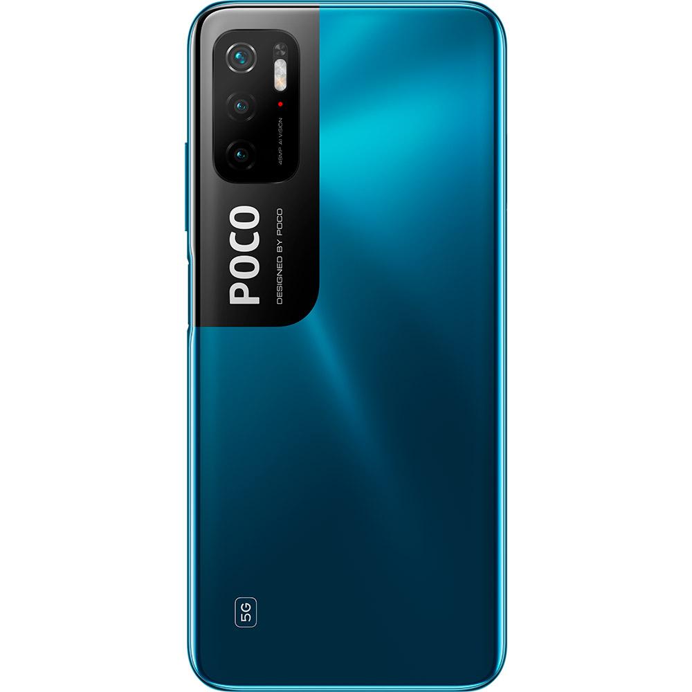 Смартфон POCO M3 Pro 4/64 Gb Dual Sim Cool Blue Оперативная память 4096