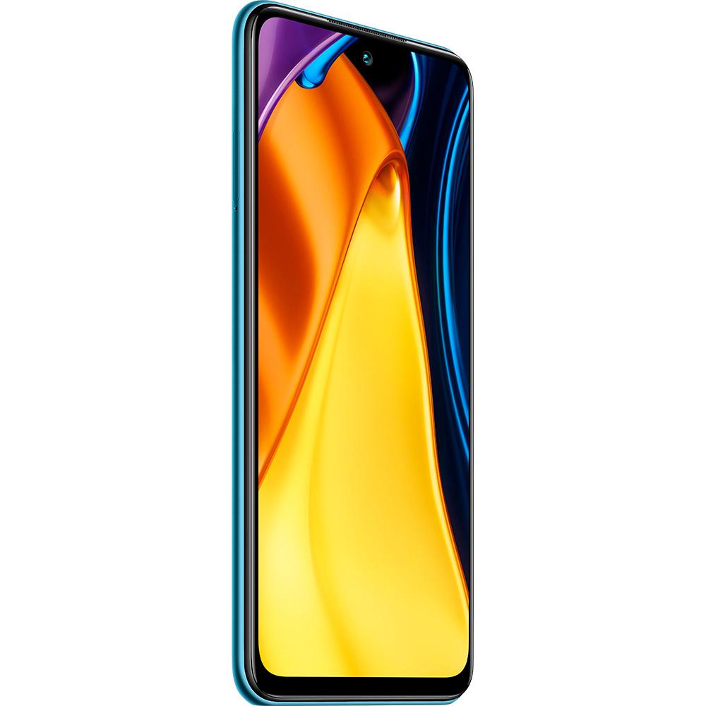 Смартфон POCO M3 Pro 4/64 Gb Dual Sim Cool Blue Диагональ дисплея 6.5