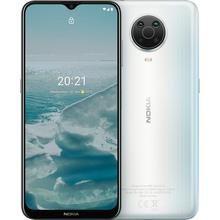 Смартфон NOKIA G20 4/64 Gb Dual Sim Silver