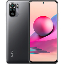 Смартфон XIAOMI Redmi Note 10S 6/128 GB Dual Sim Onyx Gray (M2101K7BNY)