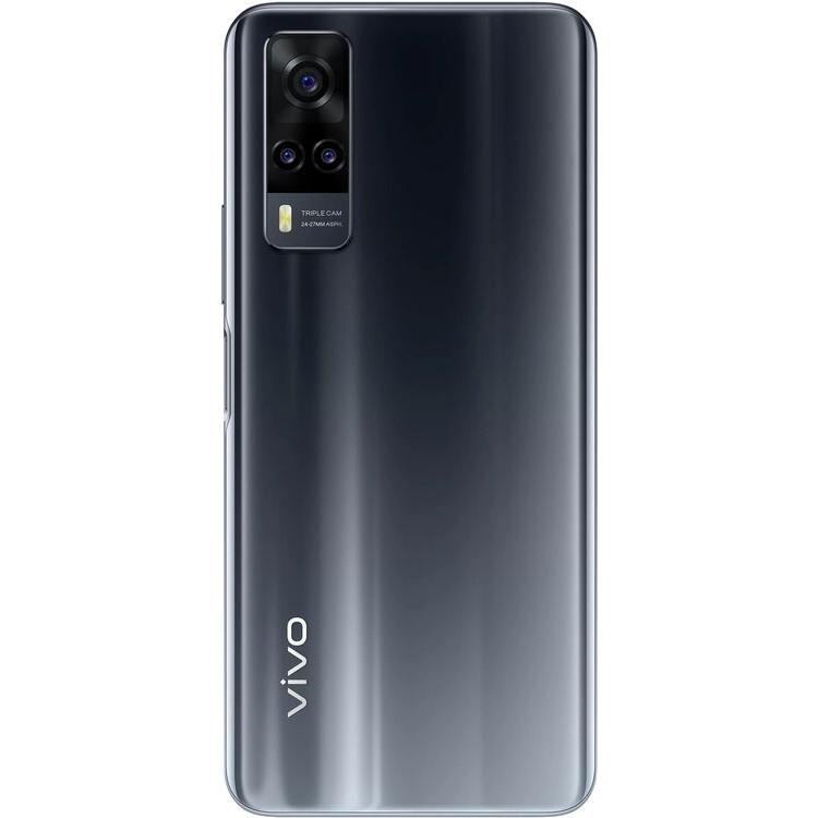 Смартфон VIVO Y31 4/64 GB V2036 Racing Black (5658078) Оперативная память 4096