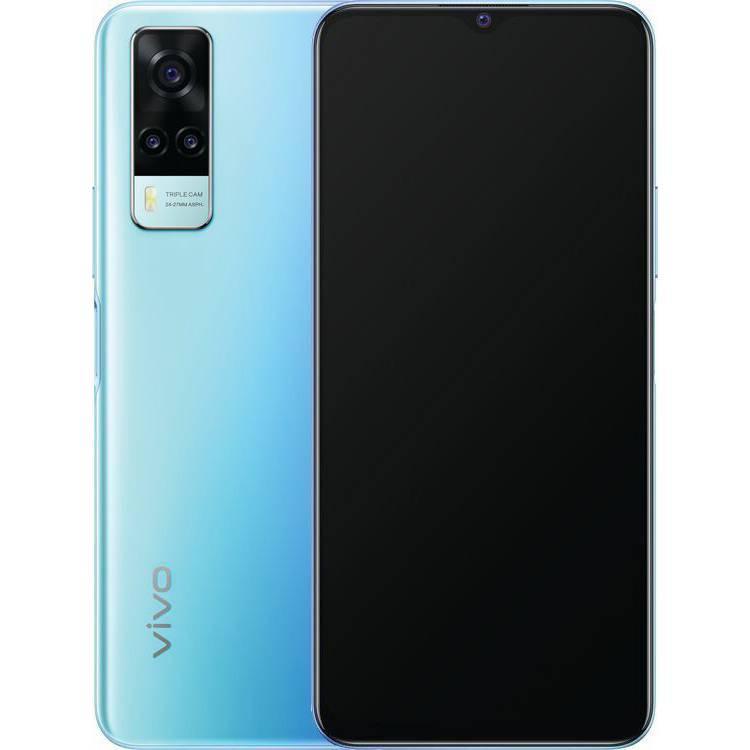 Смартфон VIVO Y31 4/64 GB V2036 Ocean Blue (5658077)