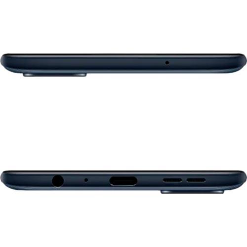 Смартфон ONEPLUS Nord N100 4/64GB Dual SIM Midnight frost Диагональ дисплея 6.52