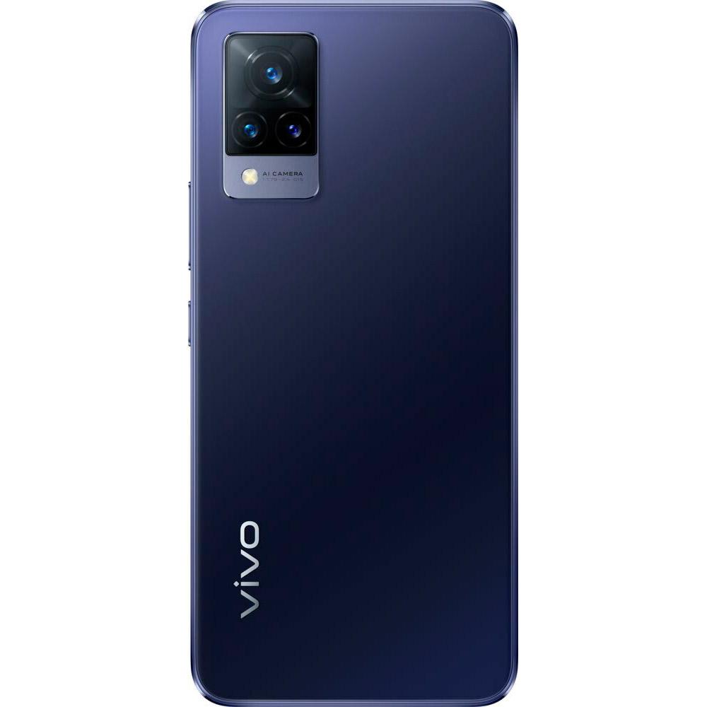 Смартфон VIVO V21 8/128GB Dusk Blue Оперативная память 8192