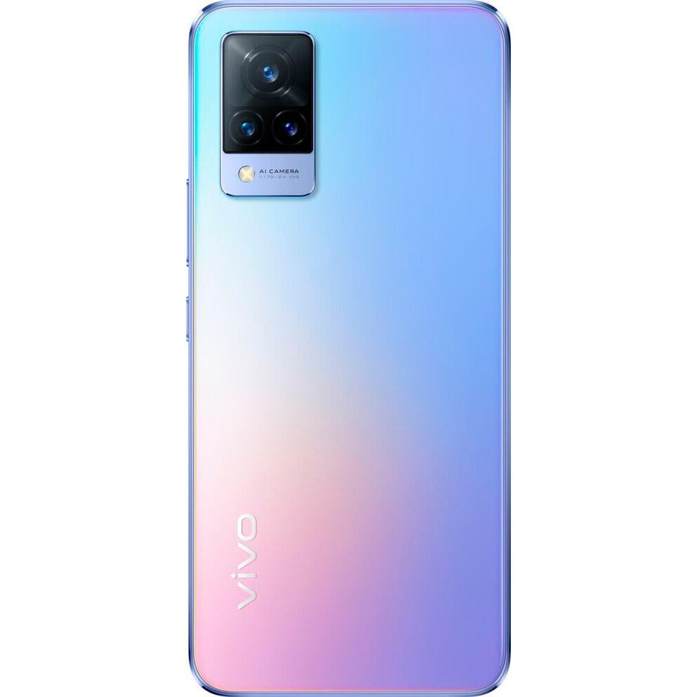 Смартфон VIVO V21 8/128GB Sunset Dazzle Оперативная память 8192