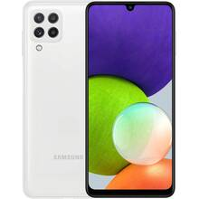 Смартфон SAMSUNG SM-A225F Galaxy A22 4/128Gb ZWG White (SM-A225FZWGSEK)