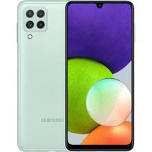 Смартфон SAMSUNG SM-A225F Galaxy A22 4/64Gb LGD Light green (SM-A225FLGDSEK)