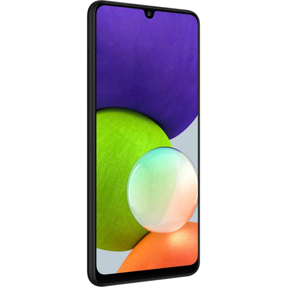 Смартфон SAMSUNG SM-A225F Galaxy A22 4/64Gb ZKD Black (SM-A225FZKDSEK) Диагональ дисплея 6.4