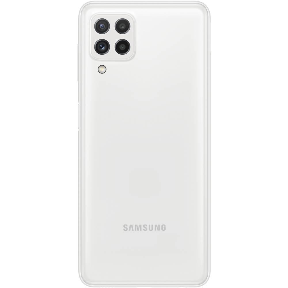 Смартфон SAMSUNG SM-A225F Galaxy A22 4/64Gb ZWD White (SM-A225FZWDSEK) Оперативная память 4096