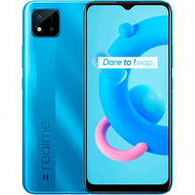 Смартфон REALME C11 2021 2 / 32Gb Dual Sim Blue