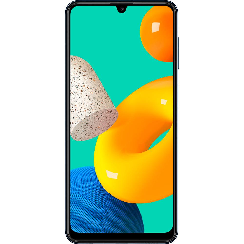 Смартфон SAMSUNG Galaxy M32 6/128 Gb Dual Sim Black (SM-M325FZKGSEK) Встроенная память, Гб 128