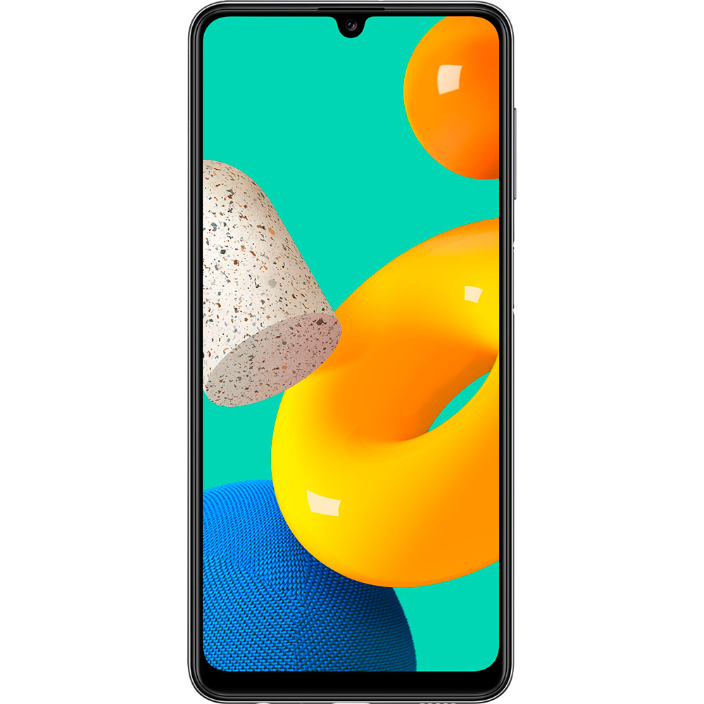 Смартфон SAMSUNG Galaxy M32 6/128 Gb Dual Sim White (SM-M325FZWGSEK) Встроенная память, Гб 128