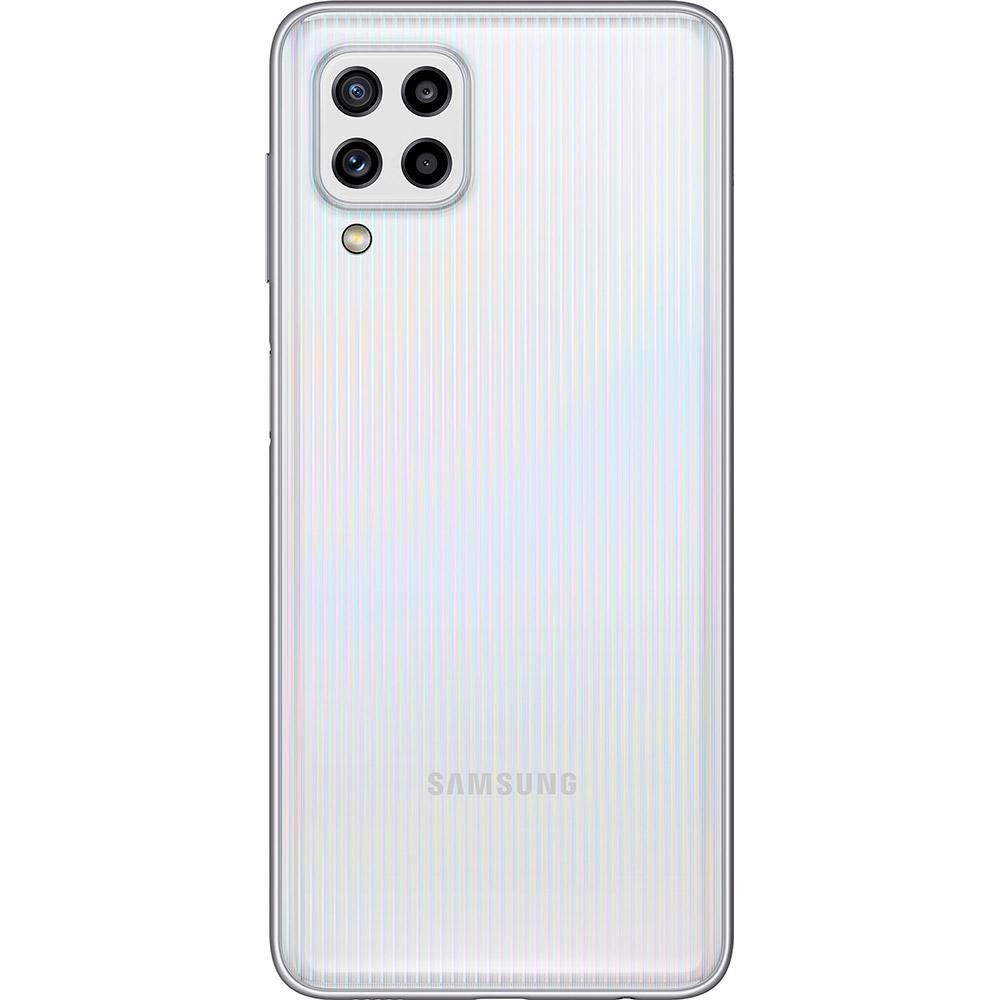 Смартфон SAMSUNG Galaxy M32 6/128 Gb Dual Sim White (SM-M325FZWGSEK) Оперативная память 6144