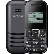 Мобільний телефон NOMI i144m Dual Sim Black