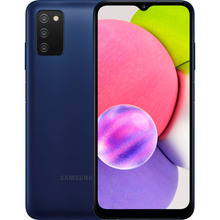 Смартфон Samsung Galaxy A03s 3/32 GB Dual Sim Blue (SM-A037FZBDSEK)