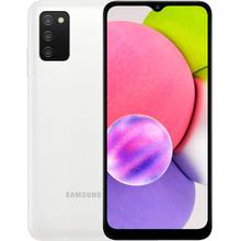 Смартфон Samsung Galaxy A03s 3/32 GB Dual Sim White (SM-A037FZWDSEK)