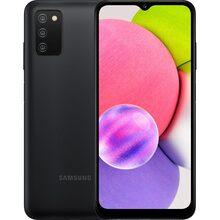 Смартфон Samsung Galaxy A03s 3/32 GB Dual Sim Black (SM-A037FZKDSEK)