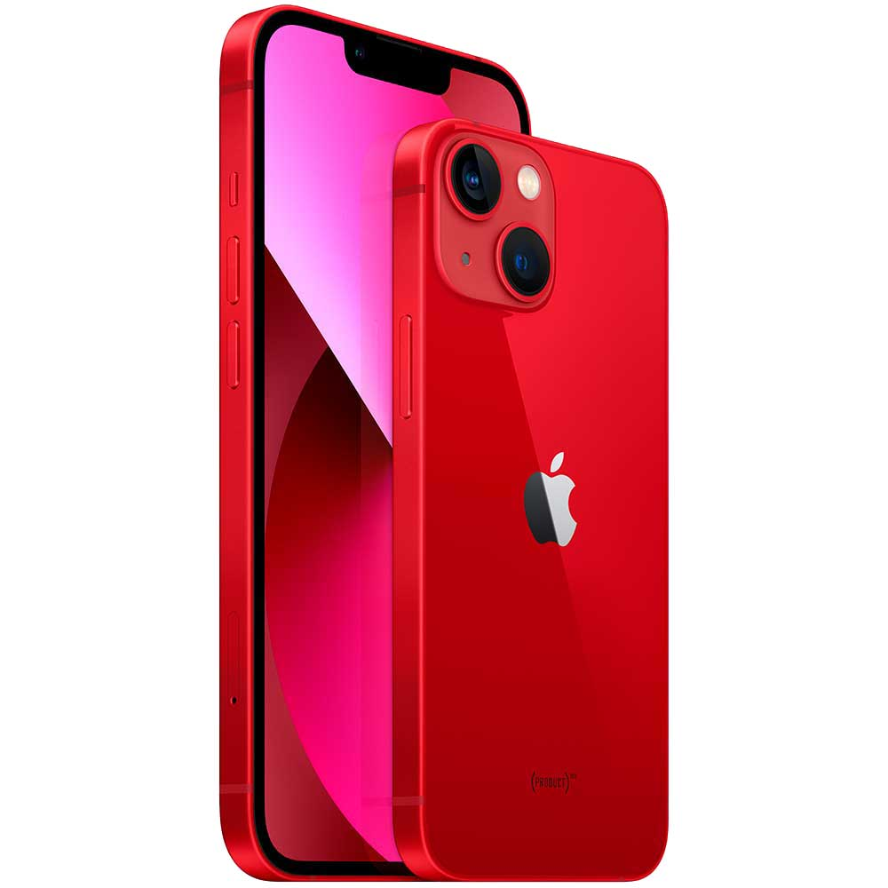 Смартфон APPLE iPhone 13 Mini 128GB (PRODUCT) RED Диагональ дисплея 5.4