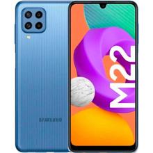 Смартфон SAMSUNG Galaxy M22 4/128 Gb Dual Sim Light Blue (SM-M225FLBGSEK)