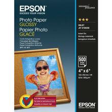 Фотобумага EPSON 10x15 глянцевая 200 г/м2 500 л. (C13S042549)