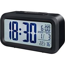 Настольные часы BRESSER Mytime Duo Black (8010010)