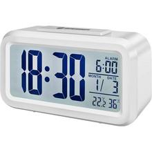 Настольные часы BRESSER Mytime Duo White (8010011)