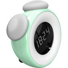 Часы настольные XIAOMI OneFire Time Light Green (YD-208)